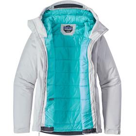 Patagonia Insulated Torrentshell Jacket Women Birch White